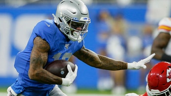 Detroit Lions' Kenny Golladay makes incredible grab for late TD; Kansas City Chiefs get last laugh