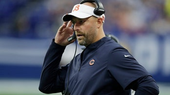 Bears coach Matt Nagy says protest OK if team demonstrates it will be done 'together'