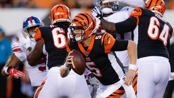 Texans add third quarterback amid Deshaun Watson controversy: report
