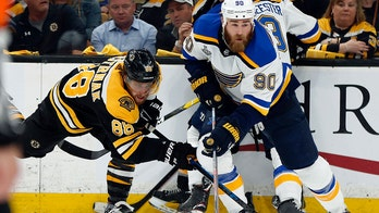 Blues' O'Reilly has 'another gear' after being playoff MVP