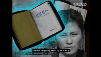 North Korea propaganda video details Christian martyr鈥檚 鈥榤ission from the enemy鈥� to build underground church