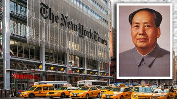 New York Times apologizes for sharing previous obituary referring to China's Mao as 'one of history's great revolutionary figures'