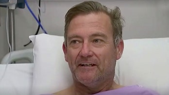 Australian hiker says he crawled 'inch-by-inch' to survive after his leg 'snapped in half'