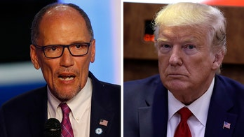 DNC Chair Tom Perez says 'democracy as we know it' at stake in 2020 election