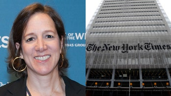 New York Times reporter of controversial Kavanaugh piece admits to writing tweet that also sparked backlash