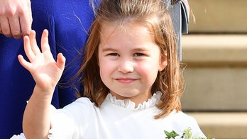 Princess Charlotte 'loves' unicorns, dad Prince William says