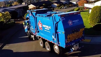 Pennsylvania man rescued from garbage truck after falling asleep in dumpster, officials say