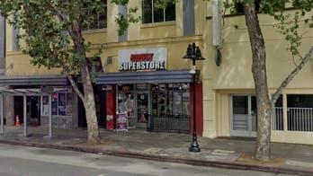 Police: California sex shop owner dies in blaze he started inside business