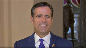 Rep. Ratcliffe on Dems moving forward on impeachment probe: They want to change the rules 'to get Trump'