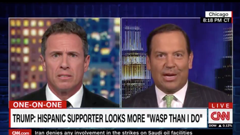 CNN contributor accuses Chris Cuomo of spreading 'fake news' about Trump in heated clash
