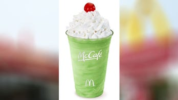 McDonald's brings back divisive Shamrock Shake, but only for certain fans