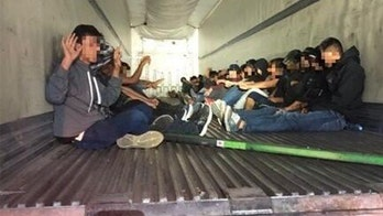 Arizona driver arrested after 31 illegal immigrants found in tractor-trailer, investigators say