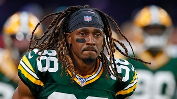 Green Bay Packers' Tramon Williams takes shot at Chicago Bears' Mitchell Trubisky after win