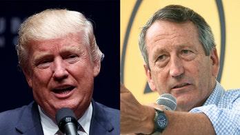 Trump mocks Sanford for 2009 affair after GOP primary challenge announced