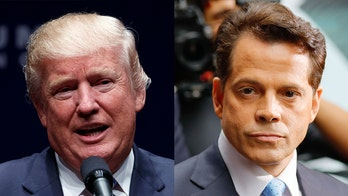 Scaramucci says Trump doesn't have early-stage dementia, but 'early-stage fascism'