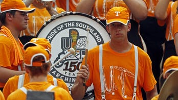 University of Tennessee band rocks bullied fan鈥檚 shirt design at football game