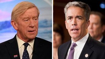 Joe Walsh, Bill Weld swing at Trump in first GOP primary debate