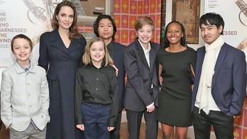 Angelina Jolie considering move to London suburb with children amid Brad Pitt divorce battle: report