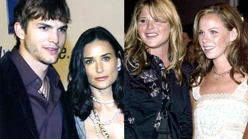 Demi Moore says Ashton Kutcher hosted a party with Jenna and Barbara Bush, did 'bong hits'