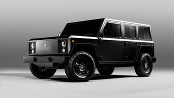 Bollinger Motors electric SUV and pickup revealed ahead of 2021 launch