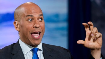 Cory Booker memo warns candidate may not be in race 'much longer' without fundraising boost