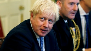 Boris Johnson aide denies prime minister coffee in disposable cup: 'You shouldn't hold that'