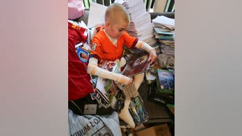Thousands send cards to teen with rare skin disease after mom's plea goes viral