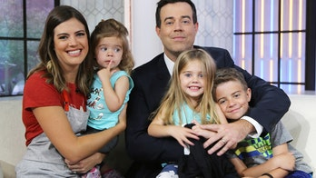 Carson Daly shocks 'Today' co-hosts with news of wife's pregnancy