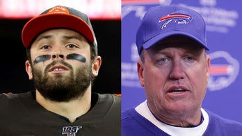 Cleveland Browns' Baker Mayfield fires back at ex-coach's 'overrated as hell' comment