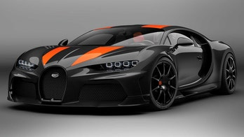 Bugatti to sell its 300 mph cars for millions