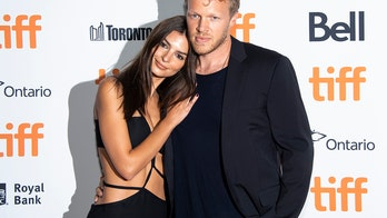 Emily Ratajkowski wows in racy dress, cuddles up to husband at Toronto International Film Festival