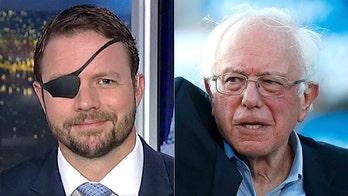 Rep. Crenshaw slams Bernie Sanders for tweet that 'panders' to veterans