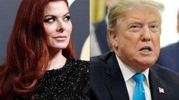 Debra Messing blames Trump for coronavirus while citing false stats: 'He puts Americans in mortal danger'
