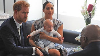 Meghan Markle's fight to protect son Archie contributed to Megxit: report