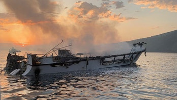 25 bodies found after California scuba diving boat fire, Coast Guard says