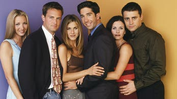 'Friends' cast officially reuniting for an unscripted special on HBO Max