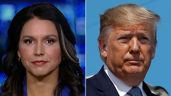 Tulsi Gabbard continues attack on Trump, says tweet is a 'huge disgrace' that makes US sound like 'servants of Saudi Kingdom'