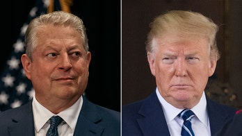 Al Gore rips Trump for lacking urgency on climate change: He's the 'face of global climate denial'