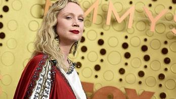 Gwendoline Christie's Emmys dress gets her compared to Jesus
