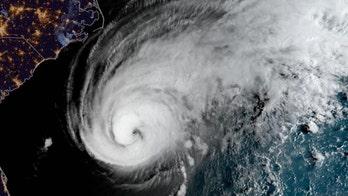 Hurricane Humberto forecast to become 'major' storm, lash Bermuda with heavy rain, high winds