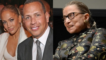 Jennifer Lopez, Alex Rodriguez asked Ruth Bader Ginsburg for marriage advice