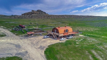 Kim Kardashian, Kanye West buy $14M property in Wyoming