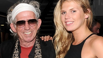 Keith Richards throws wild party for daughter Alexandra's wedding: report