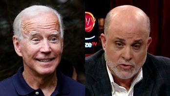 Mark Levin blasts media's Ukraine narrative, claims transcript destroys Biden 'favor' argument