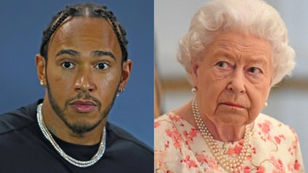 Lewis Hamilton says Queen Elizabeth II scolded him for his table manners