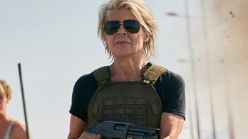 Linda Hamilton reveals she lost so much weight for 'Terminator' sequel, production had to 'build her a new butt'
