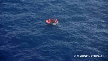 Hurricane Lorenzo sinks tugboat carrying 14 crew members; at least 1 found dead at sea, 3 rescued
