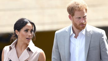 Meghan Markle, Prince Harry removed from Royal Foundation website: report