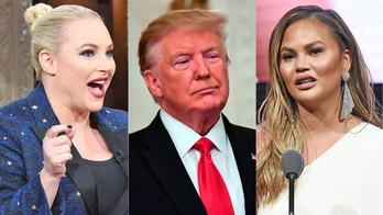 Meghan McCain defends Chrissy Teigen from Trump's 'filthy mouth' attack