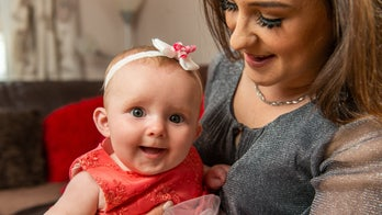 Mom who refused to abort baby with medical needs welcomes daughter: 'I was terrified of losing her'